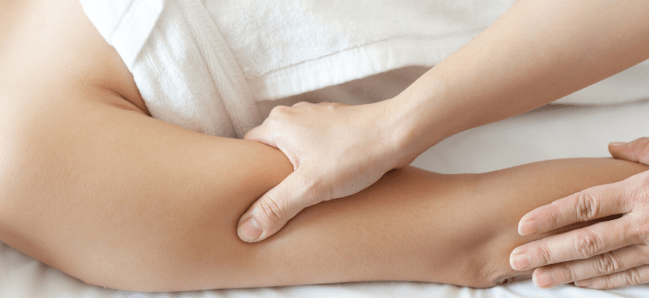 Λεμφική μάλαξη στο χέρι